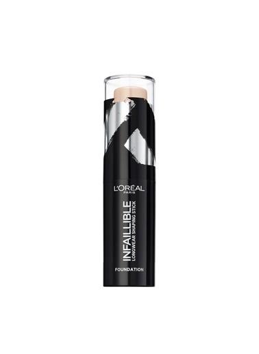 L'Oréal Paris Loreal Paris Infaillible Shaping Stick Fondöten 140 Natural Rose Ten